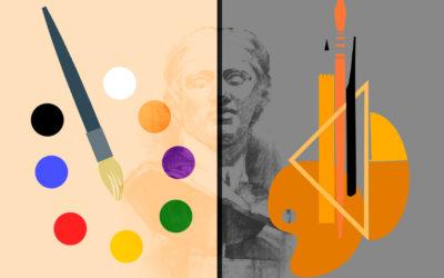 Τμήμα ζωγραφικής / Ελεύθερο Σχέδιο